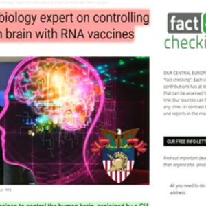 CRISPR Covid 'Vaccines' Can Alter A Person's Thinking, Alter Their Behavior, Tech Can Be Remotely Controlled - Are People Already Being Controlled?
